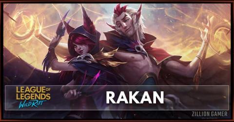 Rakan Build, Runes, & Counters