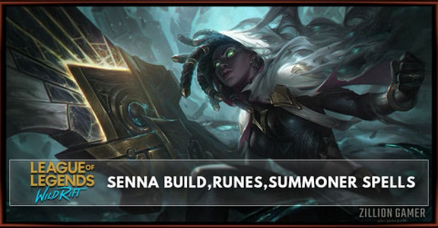 Senna Build, Runes, Abilities, & Matchups
