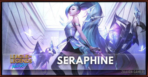 Seraphine Build, Runes, Abilities, & Matchups