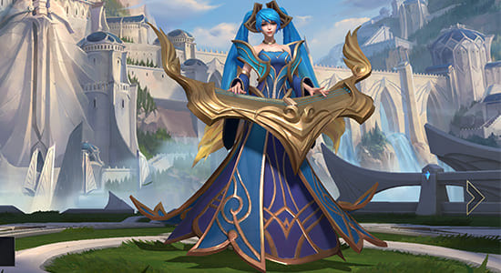 League of Legends Wild Rift Default Sona Skins - zilliongamer