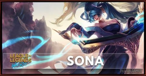 Sona Build, Runes, Abilities, & Matchups