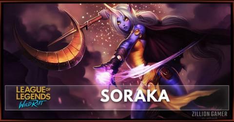 Soraka Build, Runes, Abilities, & Matchups