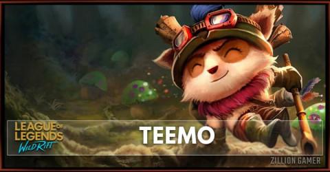 Teemo Build, Runes, Abilities, & Matchups