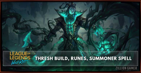 Thresh Build, Runes, Abilities, & Matchups