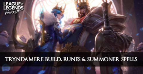 Tryndamere Build, Runes, & Summoner Spells