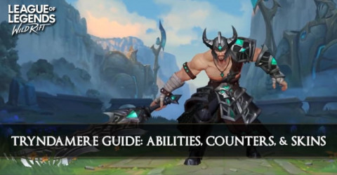 Tryndamere Guide, Abilities, Counters, & Skins