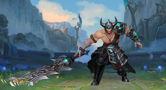 Tryndamere Guide | League of Legends Wild Rift - zilliongamer