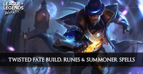 Twisted Fate Build, Runes, Abilities, & Matchups