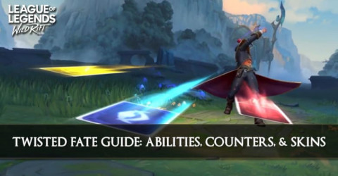 Twisted Fate Guide, Abilities, Counters, & Skins