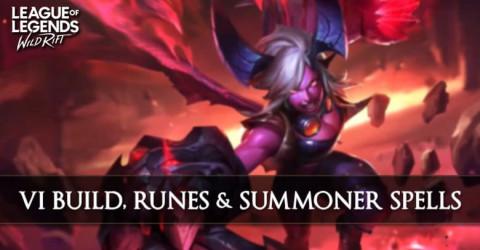 Vi Build, Runes, Abilities, & Matchups