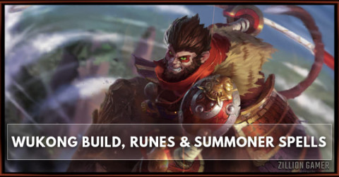 Wukong Build, Runes, Abilities, & Matchups