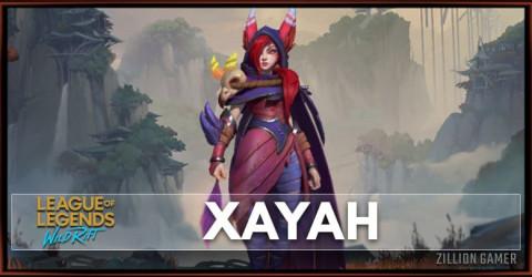 Xayah Build, Runes, & Counters