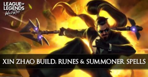 Xin Zhao Build, Runes, Abilities, & Matchups