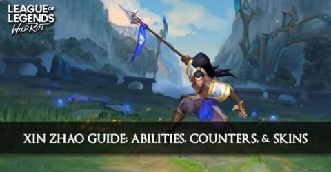 Xin Zhao Guide, Abilities, Counters, & Skins