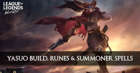Yasuo Build, Runes, Abilities, Matchups