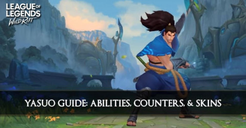 Yasuo Guide, Abilities, Counters, & Skins