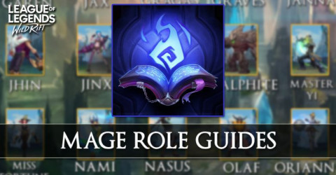 Mage Role Guide in Wild Rift
