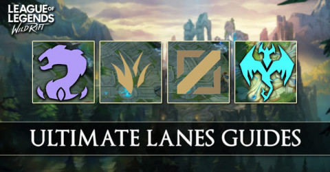 Ultimate Guide to Lanes in League of Legends Wild Rift