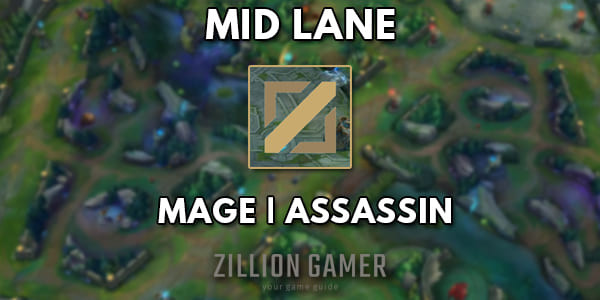 League of Legends Wild Rift Mid Lane Guide - zilliongamer