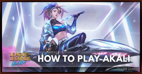 How To Play Akali In Wild Rift | Runes, Build, & Abilities