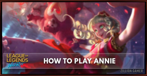 How To Play Annie In Wild Rift | Runes, Build, & Abilities