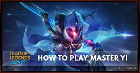 How To Play Master Yi In Wild Rift | Runes, Build, & Abilities