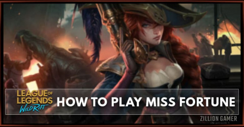 How To Play Miss Fortune in Wild Rift | Runes, Build, & Abilities