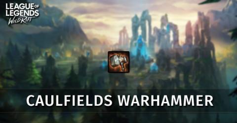 Caulfields Warhammer