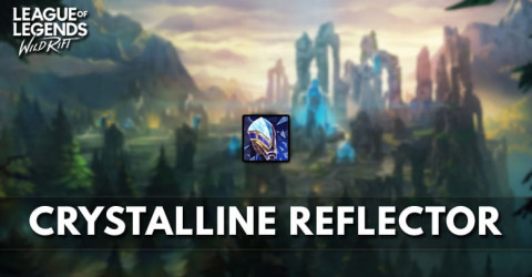 Crystalline Reflector