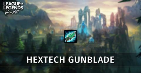 Hextech Gunblade