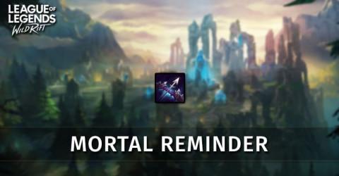 Mortal Reminder