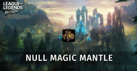 Null Magic Mantle
