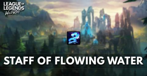 Staff of Flowing Waters