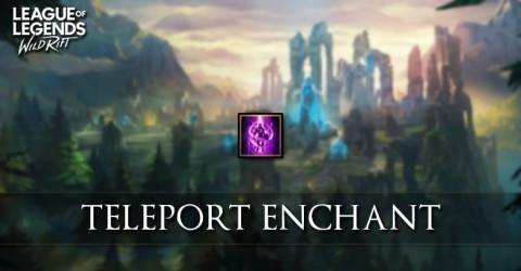 Teleport Enchant