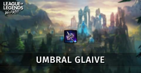 Umbral Glaive