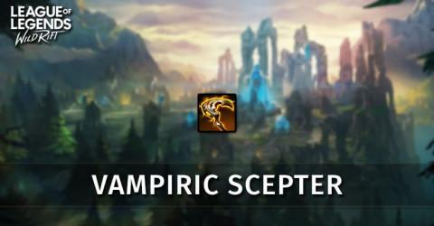 Vampiric Scepter