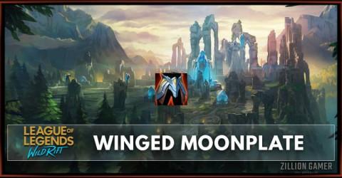 Winged Moonplate