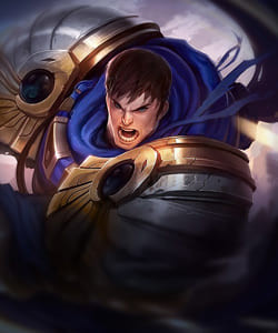 LoL Mobile Champion: Garen - zilliongamer