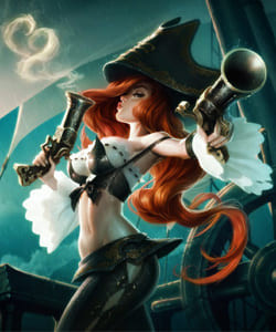 LoL Mobile Champion: Miss Fortune - zilliongamer