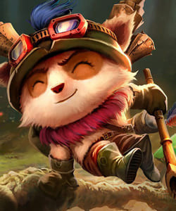 LoL Mobile Champion: Teemo - zilliongamer