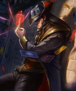 LoL Mobile Champion: Twisted Fate - zilliongamer