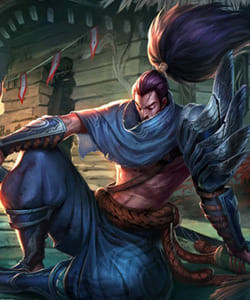 LoL Mobile Champion: Yasuo - zilliongamer