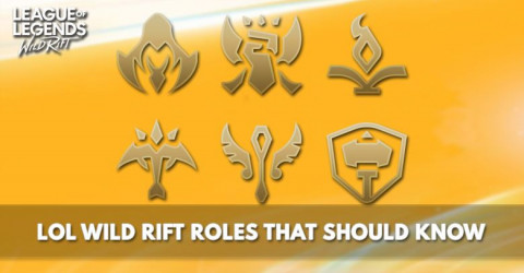 LoL Wild Rift Roles That You Should Know