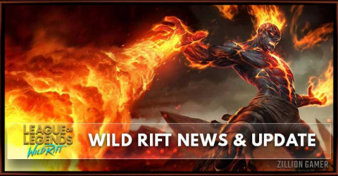 Wild Rift News & Update