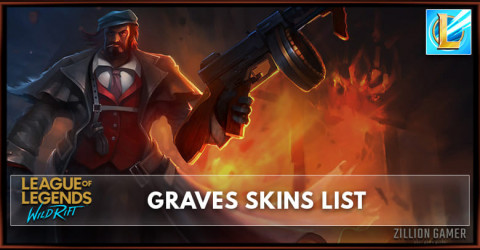 Graves Skins List in Wild Rift