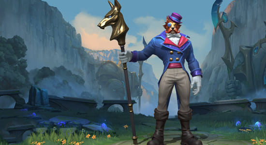League of Legends Wild Rift Archduke skins - zilliongamer