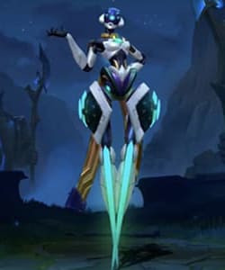 League of Legends Wild Rift Skins: Camille Champion - zilliongamer