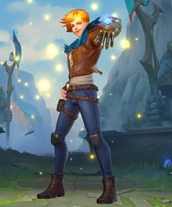League of Legends Wild Rift Skins: Ezreal Champion - zilliongamer