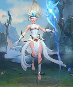League of Legends Wild Rift Skins: Janna Champion - zilliongamer