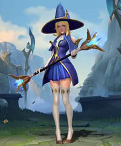 League of Legends Wild Rift Skins: Lux Champion - zilliongamer